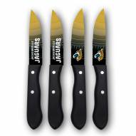 Jacksonville Jaguars Steak Knives