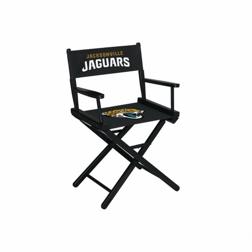 Jacksonville Jaguars Table Height Director's Chair