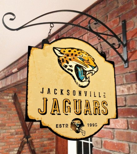 Jacksonville Jaguars Tavern Sign