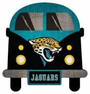Jacksonville Jaguars Team Bus Sign