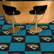 Jacksonville Jaguars Team Carpet Tiles