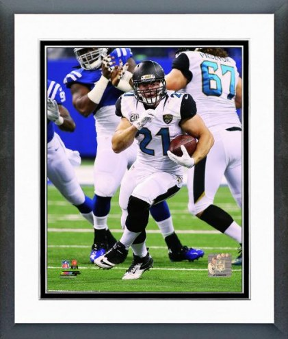 Jacksonville Jaguars Toby Gerhart Action Framed Photo