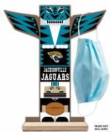 Jacksonville Jaguars Totem Mask Holder