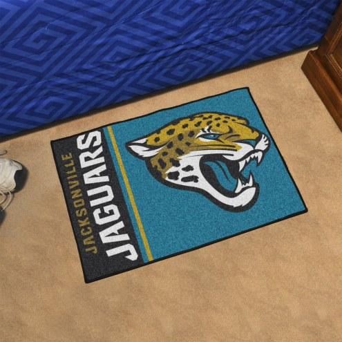 Jacksonville Jaguars Uniform Inspired Starter Rug