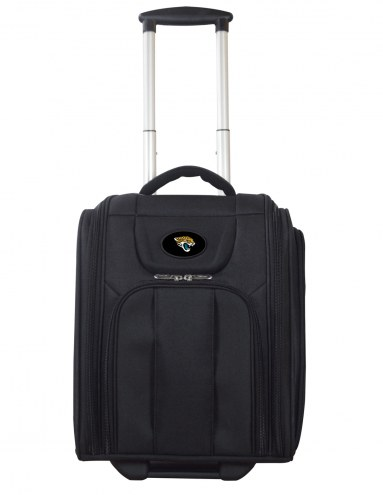 Jacksonville Jaguars Wheeled Business Tote Laptop Bag