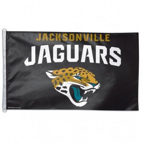 Jacksonville Jaguars 3' x 5' Flag