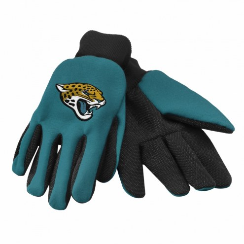 Jacksonville Jaguars Work Gloves