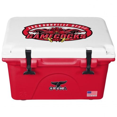 Jacksonville State Gamecocks ORCA 26 Quart Cooler