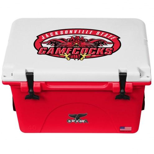 Jacksonville State Gamecocks ORCA 40 Quart Cooler