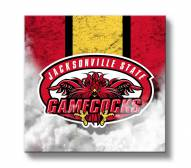 Jacksonville State Gamecocks Vintage Canvas Wall Art