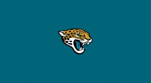Jacksonville Jaguars NFL Team Logo Billiard Cloth