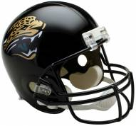 Riddell Jacksonville Jaguars Deluxe Collectible NFL Football Helmet