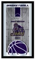 James Madison Dukes Basketball Mirror