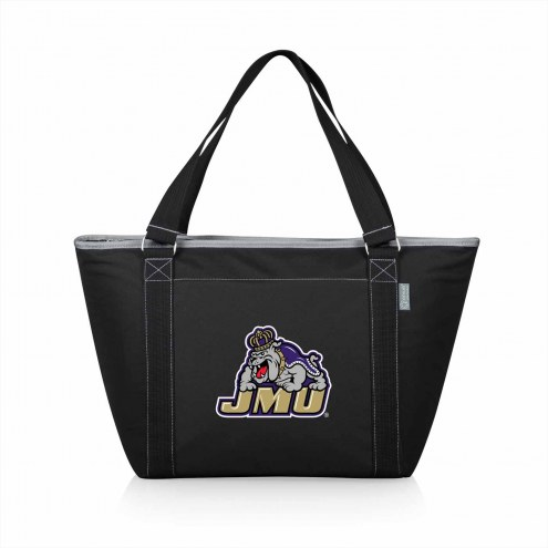 James Madison Dukes Black Topanga Cooler Tote