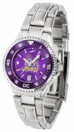 James Madison Dukes Competitor Steel AnoChrome Women's Watch - Color Bezel