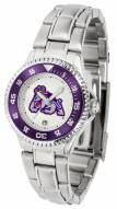 James Madison Dukes Competitor Steel Women's Watch