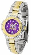 James Madison Dukes Competitor Two-Tone AnoChrome Women's Watch