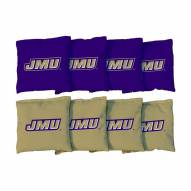 James Madison Dukes Cornhole Bag Set