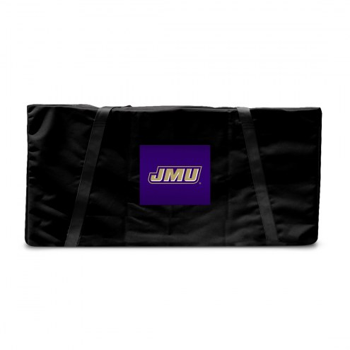 James Madison Dukes Cornhole Carrying Case