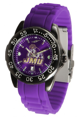 James Madison Dukes FantomSport AC AnoChrome Men's Watch