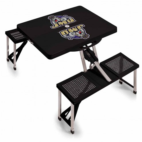 James Madison Dukes Folding Picnic Table