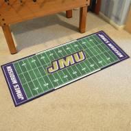 James Madison Dukes Football Field Runner Rug
