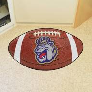 James Madison Dukes Football Floor Mat