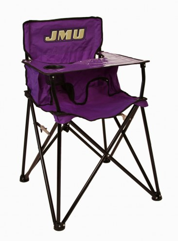 James Madison Dukes High Chair