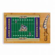 James Madison Dukes Icon Cutting Board