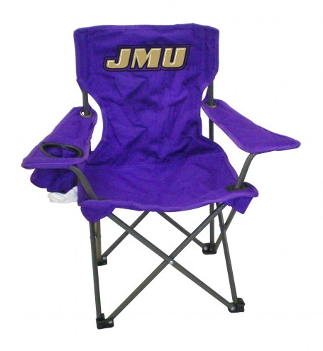 James Madison Dukes Kids Tailgating Chair
