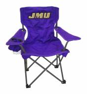 James Madison Dukes Kids Tailgating Chair