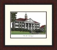 James Madison Dukes Legacy Alumnus Framed Lithograph