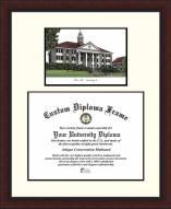 James Madison Dukes Legacy Scholar Diploma Frame