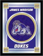 James Madison Dukes Logo Mirror