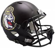 James Madison Dukes Riddell Speed Collectible Football Helmet