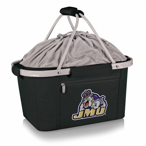 James Madison Dukes Metro Picnic Basket