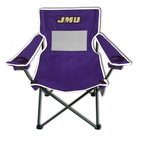 James Madison Dukes Monster Mesh Tailgate Chair