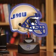 James Madison Dukes Neon Helmet Desk Lamp
