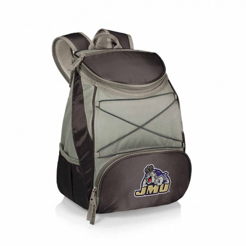 James Madison Dukes PTX Backpack Cooler