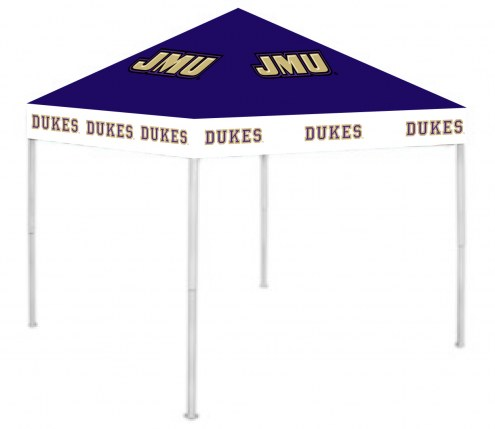 James Madison Dukes 9' x 9' Tailgating Canopy