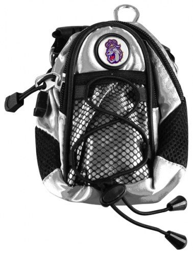 James Madison Dukes Silver Mini Day Pack