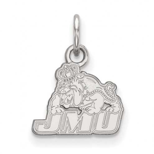 James Madison Dukes Sterling Silver Extra Small Pendant