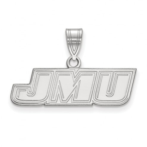 James Madison Dukes Sterling Silver Small Pendant