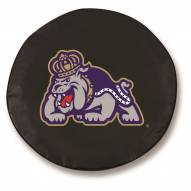 James Madison Dukes Tire Cover