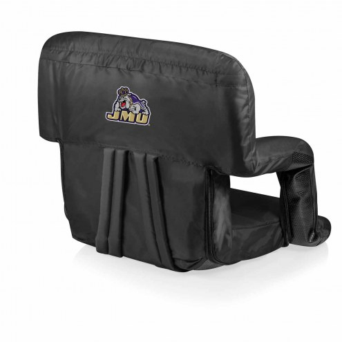 James Madison Dukes Ventura Portable Outdoor Recliner