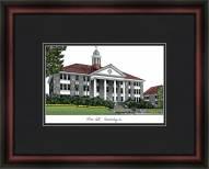 James Madison University Academic Framed Lithograph
