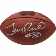 Jerry Rice Signed Wilson Super Bowl XXIV Football