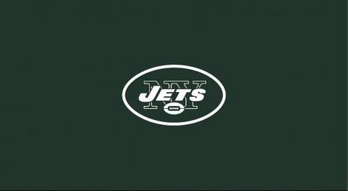 New York Jets NFL Team Logo Billiard Cloth