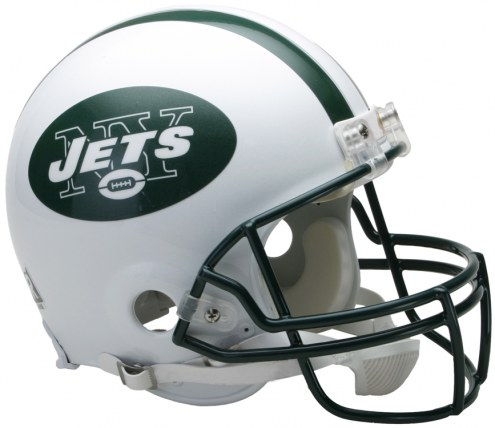 Riddell New York Jets Authentic VSR4 NFL Football Helmet