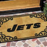 New York Jets NFL Door Mat